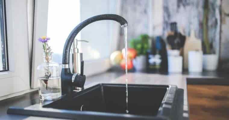 うさぎの飲み水の種類【水道水】